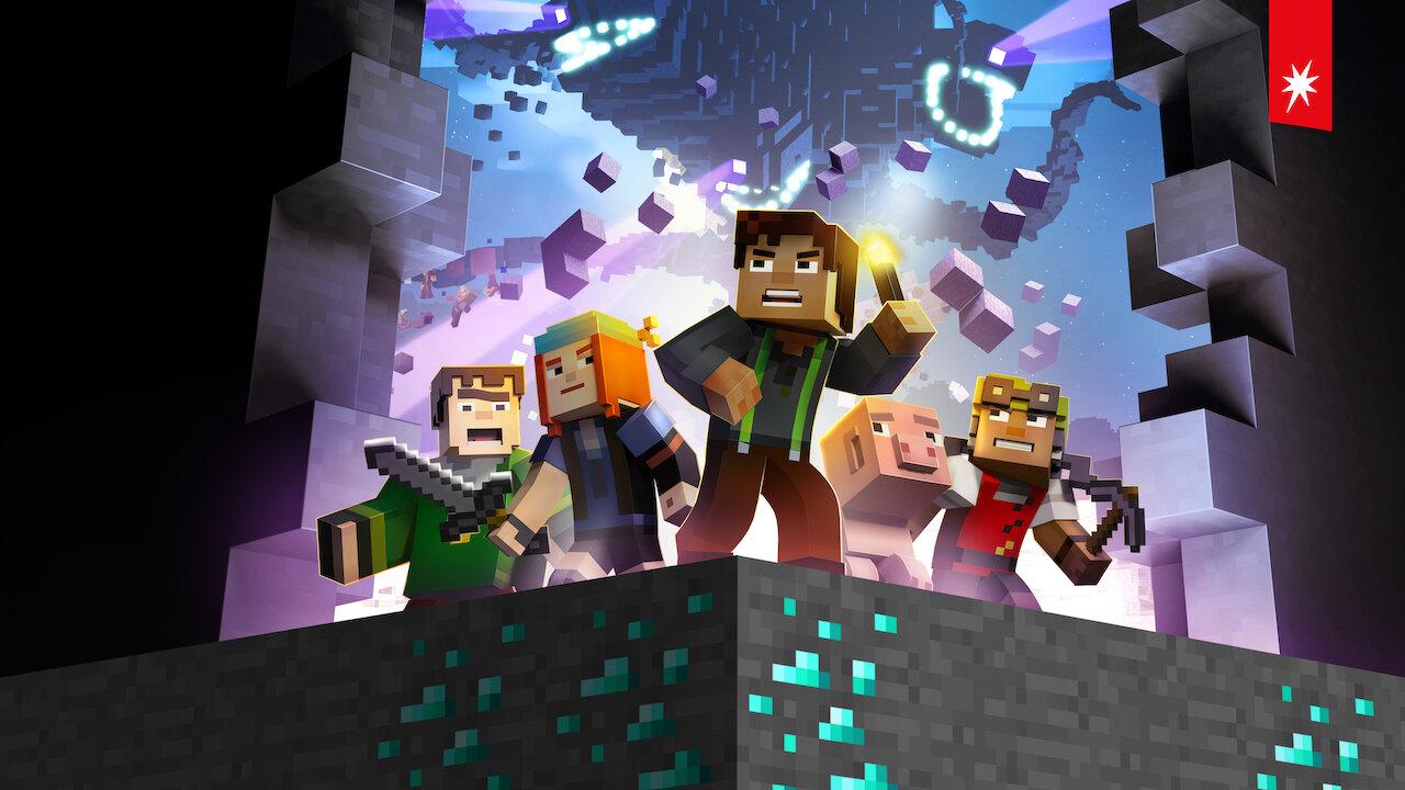 Minecraft: Story Mode  Netflix
